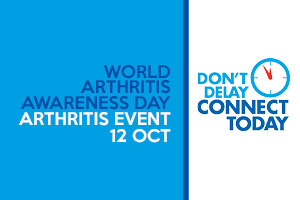 Come to our Arthritis Event On 12 October