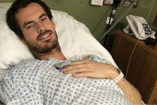 Andy Murray's pioneering hip surgery was first developed here at the ROH (Pubished 30 January 2019)